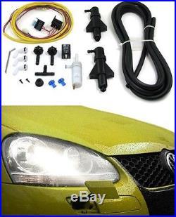 Kit Lave Phare Hella Avec Ou Sans Xenon Hid Opel Astra H Gtc 1.9 Cdti 120ch 150c