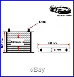 Kit Radiateur d'Huile Universel 13 Rangées Étroites Opel Astra GTC/OPC NEUF