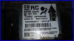 Kit airbag opel astra gtc 1.9 cdti 2005 c salpicadero 3535616