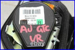 La Ceinture de Sécurité Rouleau Avant Droite Opel Astra J GTC 624131900