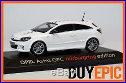 Minichamps Opel Astra H GTC OPC 143, Nürburgring édition, Maquette de voiture