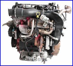 Moteur 2012 Opel Astra J GTC 1,7 CDTI Diesel A17DTE A17 110 CH