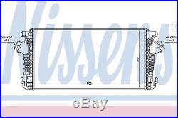 Nissens échangeur d'air (Intercooler) 96557
