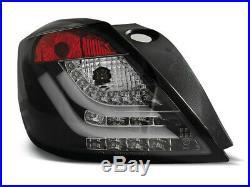OFFERTA Fari Posteriori x Opel ASTRA H 2004-2009 3D GTC Neri LED FR LDOP51ER XIN