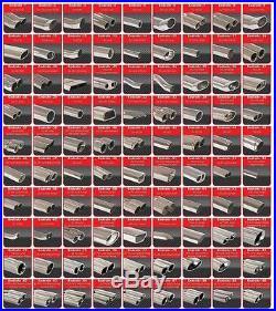 OPEL ASTRA H GTC 1.6l L / 2.0l Turbo Friedrich 76mm USINE échappement Sport