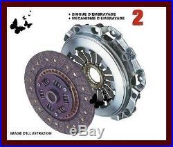 OPEL ASTRA H GTC 1.9 CDTi 16V 150 CV 101 CV KIT D'EMBRAYAGE 2 pièces REF 6606003