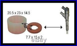 Opel Astra J Gtc 2.0 Cdti Joint Bague D'etancheite Porte Injecteur 46518716