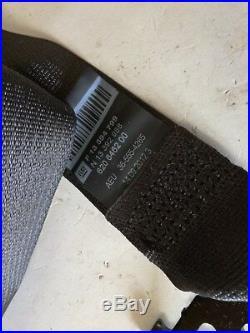 OPEL ORIGINAL ASTRA J 3 Portes GTC Ceinture de sécurité avant 13394799 13337412
