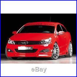 Opel Astra GTC + TwinTop Lèvre avant GTC et TwinTop Jantes Tuning
