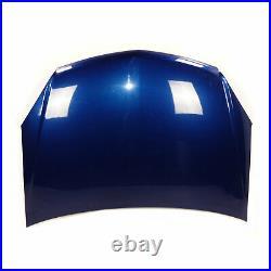 Opel Astra H 04-10 Capot Clapet Avant Rabat MI2 Ultra Bleu