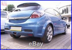 Opel Astra H GTC Berline Spoiler de Toit OPC Optique