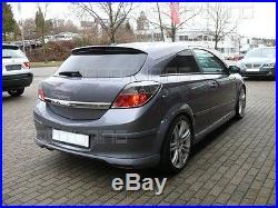 Opel Astra H Lèvre Approche Pare-chocs Arrière Spoiler GTC OPC De