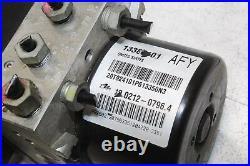 Opel Astra J GTC Bloc Hydraulique Bloc Appareil de Commande 13384101 Afy