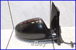 Opel Astra J GTC Rétroviseur Droit Extérieur Z22C Noir Graphite 13334633