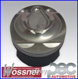 Opel Astra J GTC Vxr 2.0 16v A20NFT 9.31 86.5mm Wossner Forgé Pistons Kit