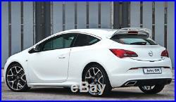 Opel Astra J Gtc Aileron / Becquet (2011-2015) Opc Style