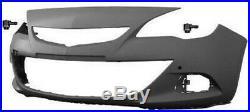 Pare-Choc avant pour Opel Astra J 2012 Jusqu'à GTC Complet de 2 Capteurs Park