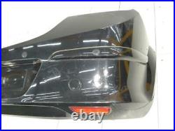 Pare choc arriere OPEL ASTRA H GTC PHASE 1 1.9 CDTI 16V TURBO /R33086678