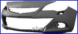 Pare-choc avant Pour Opel Astra J 2012 IN Avant GTC Avec Trous Lavafaro
