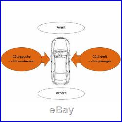 Pare-choc avant + radars Opel Astra J GTC 2012