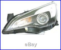 Phare Avant Droite Pour Opel Astra J 2012 IN Avant GTC Halogène