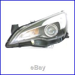 Phare projecteur avant gauche pour Opel Astra j2012 désormais gtc halogène