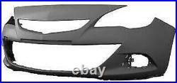 Plaque Pare-Chocs Avant Pour Opel Astra J 2012 IN Avant GTC