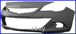 Plaque Pare-Chocs Avant Pour Opel Astra J 2012 IN Avant GTC Trous Capteurs