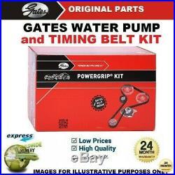 Pompe à Eau & Kit Courroie Distribution pour Opel Astra GTC VI 2.0CDTi Biturbo