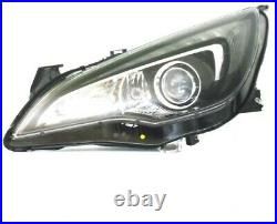 Projecteur Phare Avant dx pour Opel Astra J 2012 IN Avant GTC Bixenon Dynamique