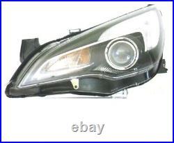 Projecteur Phare Avant dx pour Opel Astra J 2012 IN Avant GTC Halogène