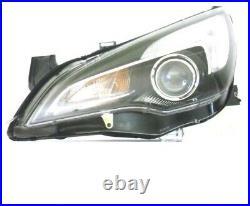 Projecteur Phare Avant sx pour Opel Astra J 2012 IN Avant GTC Halogène