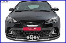 RAJOUT DE PARE CHOC JUPE AVANT pour for Opel Astra J GTC/OPC