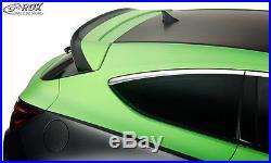 RDX Dachspoiler OPEL Astra J GTC Heckspoiler Heck Dach Dachkanten Spoiler Flügel