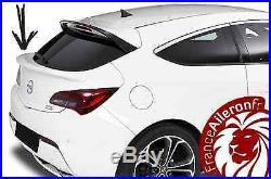Rear Spoiler INF Opel Astra J GTC (3 portes) (2009-2015)