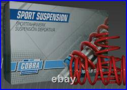 Ressorts courts Opel ASTRA H GTC OPC A-H/C 3p 2.0-TURBO OPC 2004-10/2009 -20mm