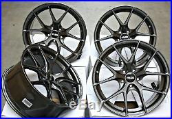 Roues Alliage 18 Cruize Gto GM pour Opel Astra J K GTC Mokka