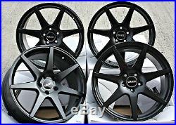Roues Alliage 18 Cruize Z1 MB pour Opel Astra J K GTC Mokka