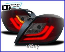 Rückleuchten für Opel ASTRA H 2004-2009 3D GTC Rot Smoke LED FR LDOP49E1 XINO FR