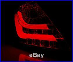 Rückleuchten für Opel ASTRA H 2004-2009 3D GTC Schwarz LED FR LDOP51E1 XINO FR