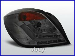 Rückleuchten pour Opel ASTRA H 2004-2009 3D GTC Smoke LED FR LDOP50EP XINO FR