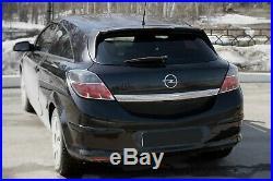 Spoiler pour Opel Astra GTC Arrière Toit Fenêtre Spoiler Aile Coffre Lèvre