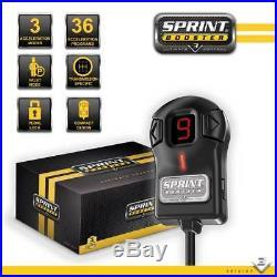 Sprintbooster V3 Opel Astra GTC J 1.7 Cdti 1686 Ccm 96 Kw 131 Ch 2011 12789