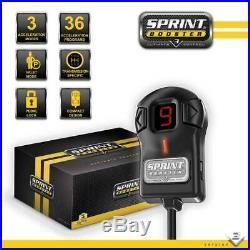 Sprintbooster V3 pour Opel Astra GTC J 1.7 CDTI 1686 Ccm 96 Kw 131 Cv 2011