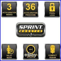 Sprintbooster V3 pour Opel Astra GTC J Tour 1.7 CDTI 1686 Ccm 96 Kw 131 Ch 2011