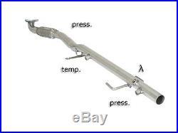 Tube remplacement FAP GN Opel Astra H 55.0221.00 Ragazzon GTC 1.7CDti DPF 81/92