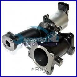 Vanne Egr Reaspiration Gaz D'ech Opel Astra H Gtc (l08) 1.7 Cdti 59kw 80cv Km75