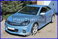 Vauxhall Opel Astra H III Double Top 07-10 GTC Pare Choc avant OPC Aspect Style