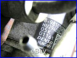 Z17dtr Moteur Opel Astra Gtc 1.7 92kw 3p D 6m 08 Remplacement D'occasion
