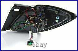 Zadné svetlá pre Opel ASTRA H 04-09 3D GTC Smoke LED LDOP50ET XINO FR